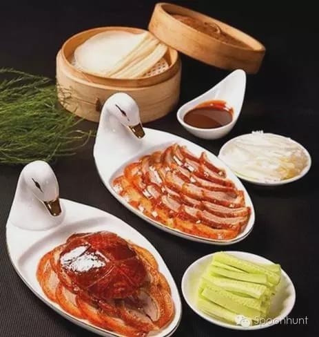 Bianyifang 便宜坊 in Beijing, China is over 100 years old and serves Beijing Roast Duck