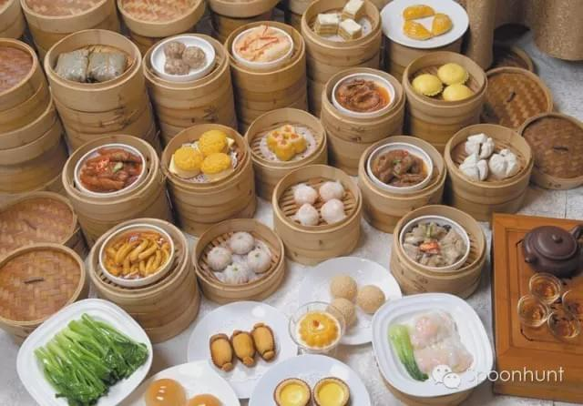 Cantonese Dim Sum Chain Restaurant in China for date nights Bifengtang. Find it on Spoonhunt.