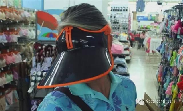 Darth Vader Sun Visors in China.