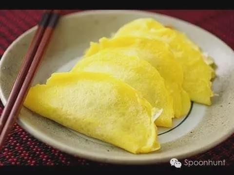 Egg Dumplings 蛋饺 best dumplings in China Spoonhunt