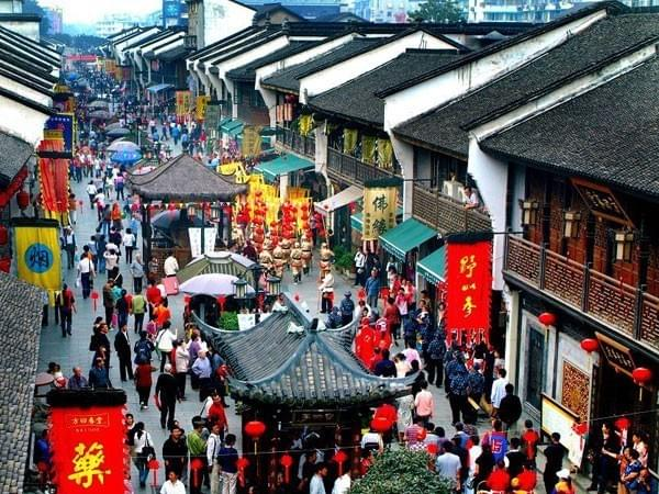 Qinghefang Old Street 清河坊 in Hangzhou 杭州 Best Food and Restaurants in China Spoonhunt