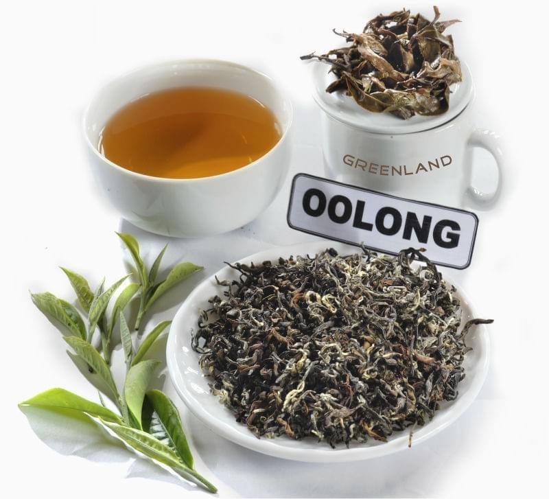 Health Benefits of Oolong Tea leaves 乌龙茶建康 Healthy Chinese Tea