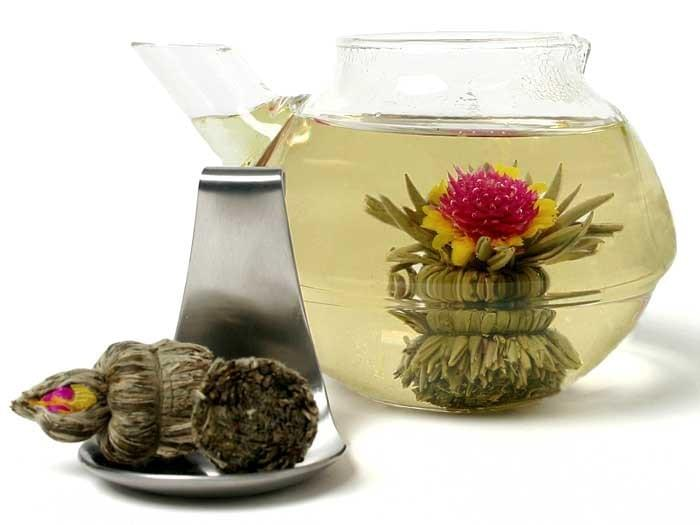 Flowering Tea in China 花茶 Chinese Tea