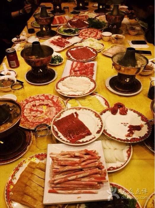Man Fu Lou Restaurant 满福楼大酒楼 best hot pot near Forbidden City. Find on Spoonhunt.