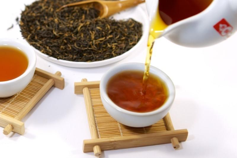 Black Tea, red tea 红茶 in China