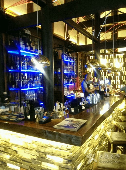 A+ Lounge Belgium Imported Beer in Chengdu 成都 Best Food and Restaurants in China Spoonhunt Travel Food Guide