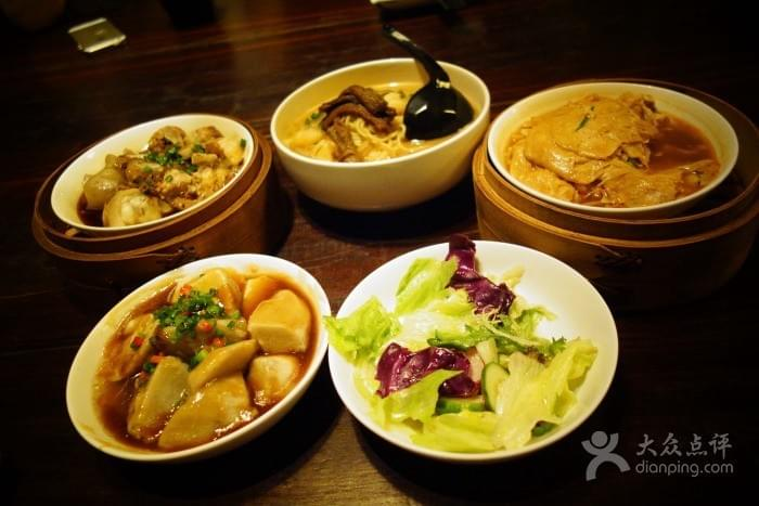 Yu Le Hall near Qinghefang Old Street 清河坊 in Hangzhou 杭州 Best Food and Restaurants in China Spoonhunt