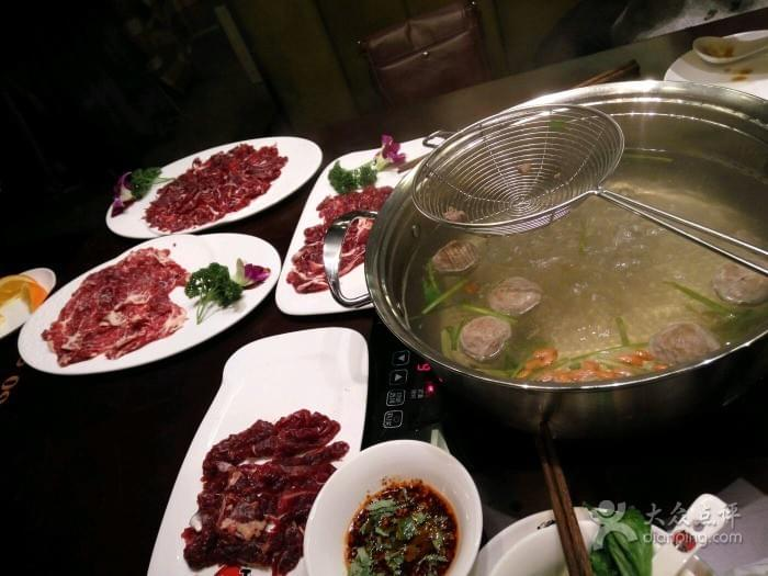 Niu Yan Hot Pot 牛焱火锅 in Hangzhou 杭州 Near West Lake 西湖 Best Food and Restaurants in China Spoonhunt