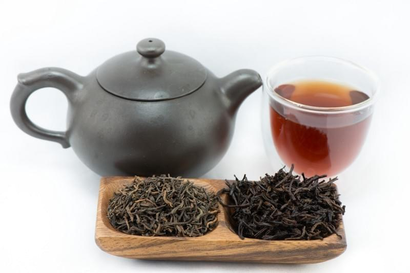 China Pu Er Tea Culture. Chinese Tea Culture 普洱茶