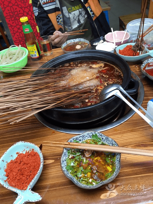 Xiao Yao Special Scalding Chuanchuan in Chengdu 成都 Best Food and Restaurants in China Spoonhunt Travel Food Guide
