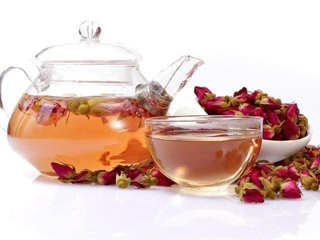 Flower Tea, flowering tea in China 花茶