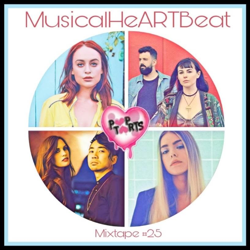 POPTARTS MIXTAPE #25 by MusicalHeARTBeat