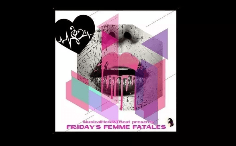 FRIDAY'S FEMME FATALES Vol 40
