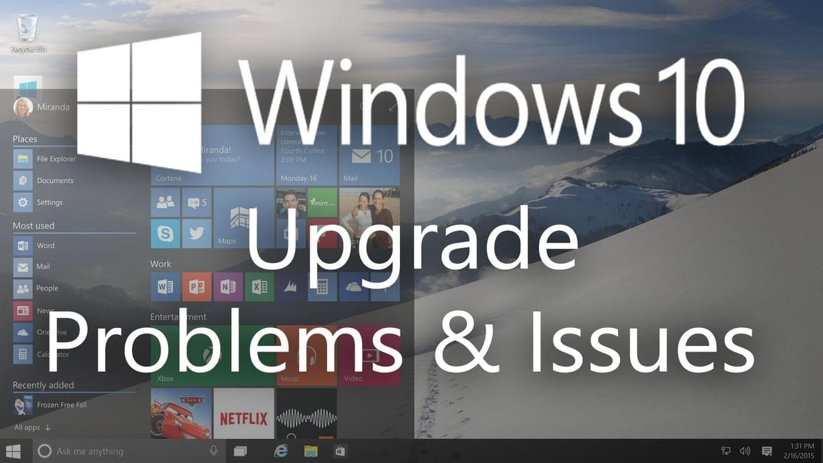Wi-Fi Issue After Windows 10 Upgrade And Resolution-Customer Support