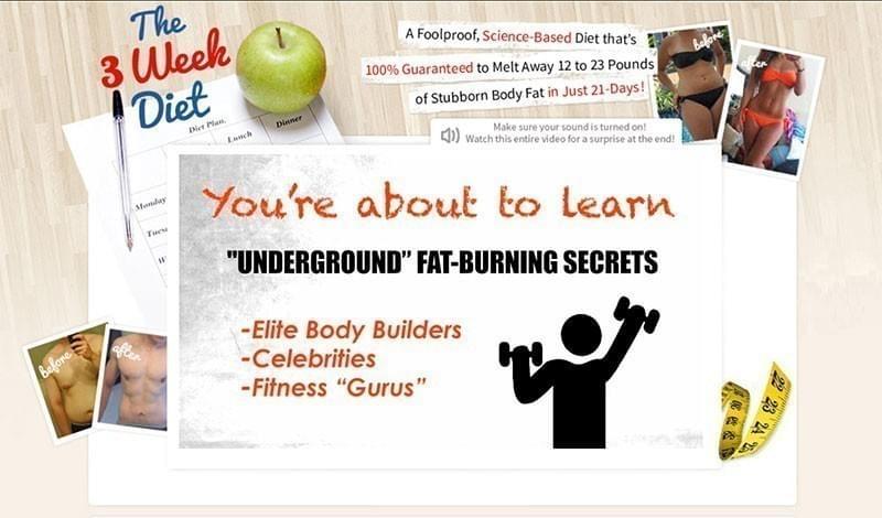 Brian Flatt 3 Week Diet System Review Pdf Book Download And Faqs