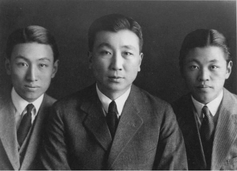 Picture source:https://apjjf.org; Liu Hongsheng and his two sons