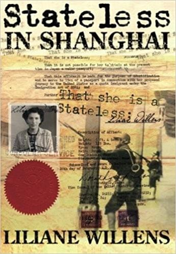 Picture source:Amazon.com; Memoir of a Russian Jew transplanted to Shanghai when her parents fled the Bolshevik revolution