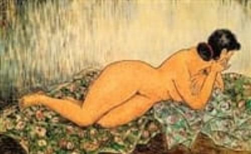 Picture source:Wikipedia; Nude by Pan Yuliang