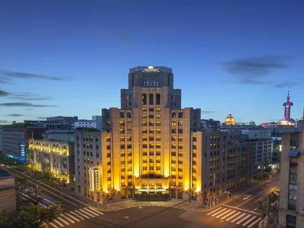 Picture source:Agoda.com; Jinjiang Metropole Hotel - 180 Jiangxi Middle Road