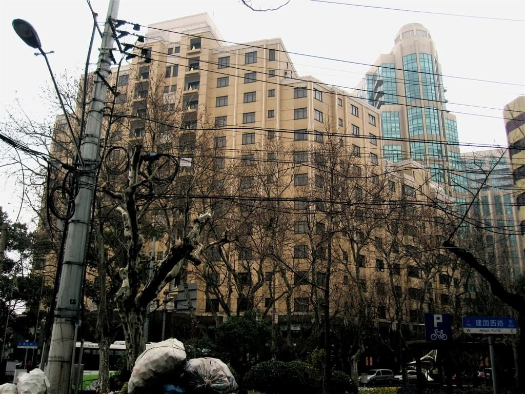 Picture source:flickr.com; Picardie Apartments in 534 Hengshan Road