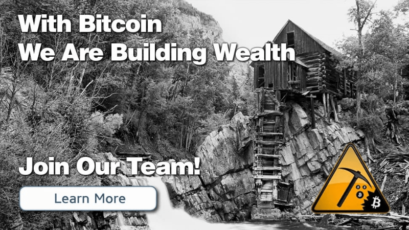 Invest in Bitcoin and other types of Crypto Currency and Crypto Coins by joining the BitClub Network and Markethive.