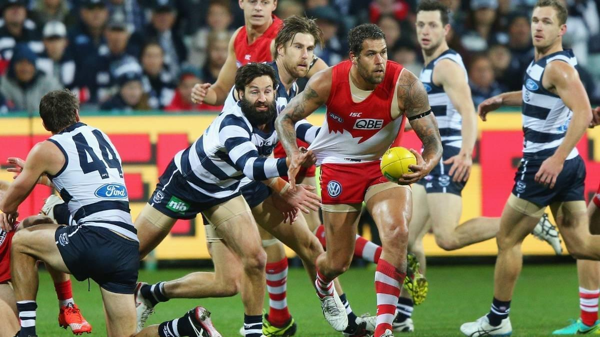 But still no Sydney vs Geelong Grand Final - maybe this year
