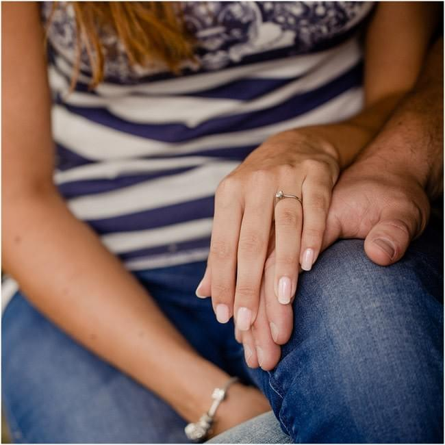 Isle of Man engagement - Jewell Photography