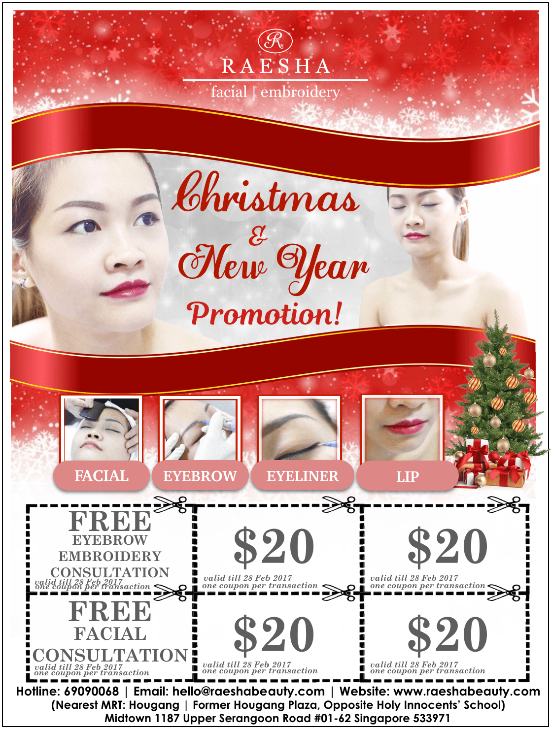 Christmas Facial.What Is The Meaning Of Christmas Christmas Facial Beauty