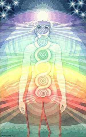 Chakras and Angels and Ascension    oh my!