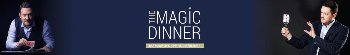THE MAGIC DINNER - Dinnershow