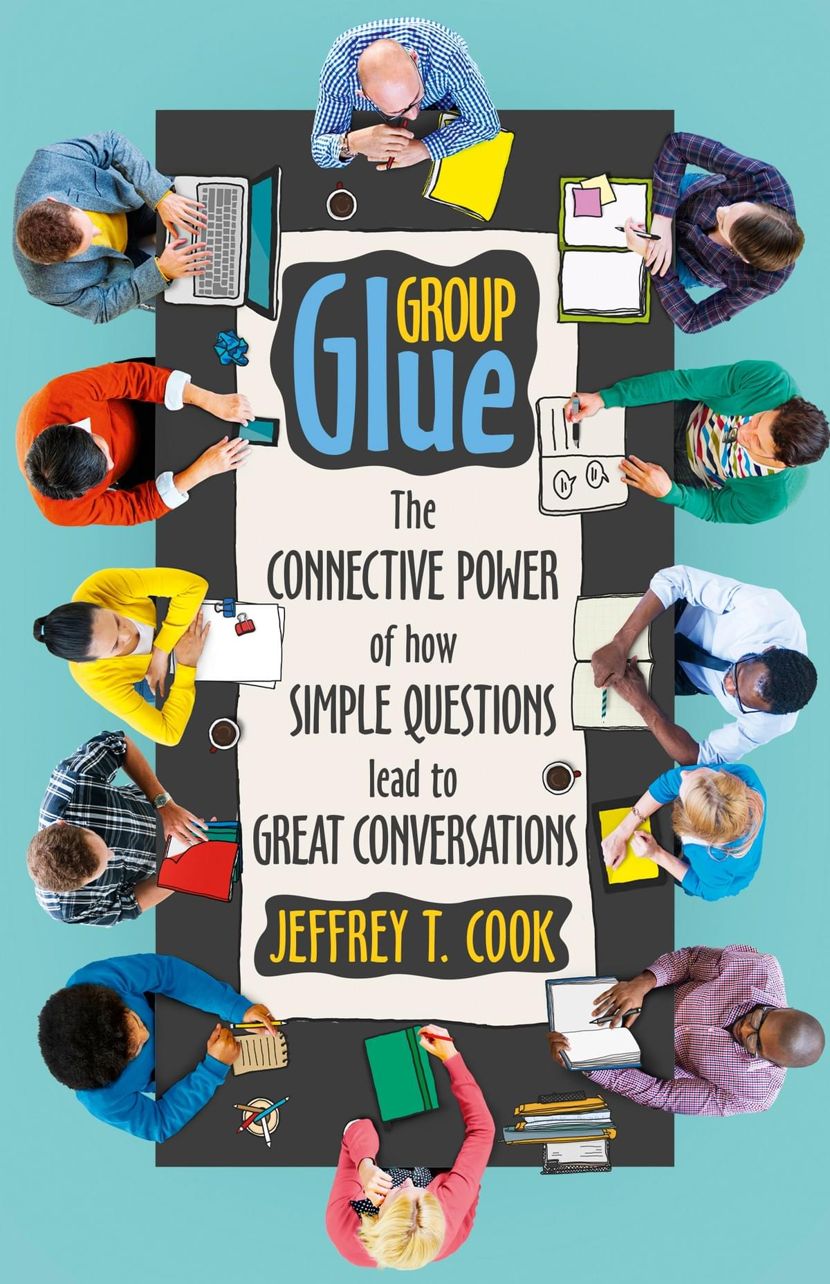 GroupGlue at Amazon.com