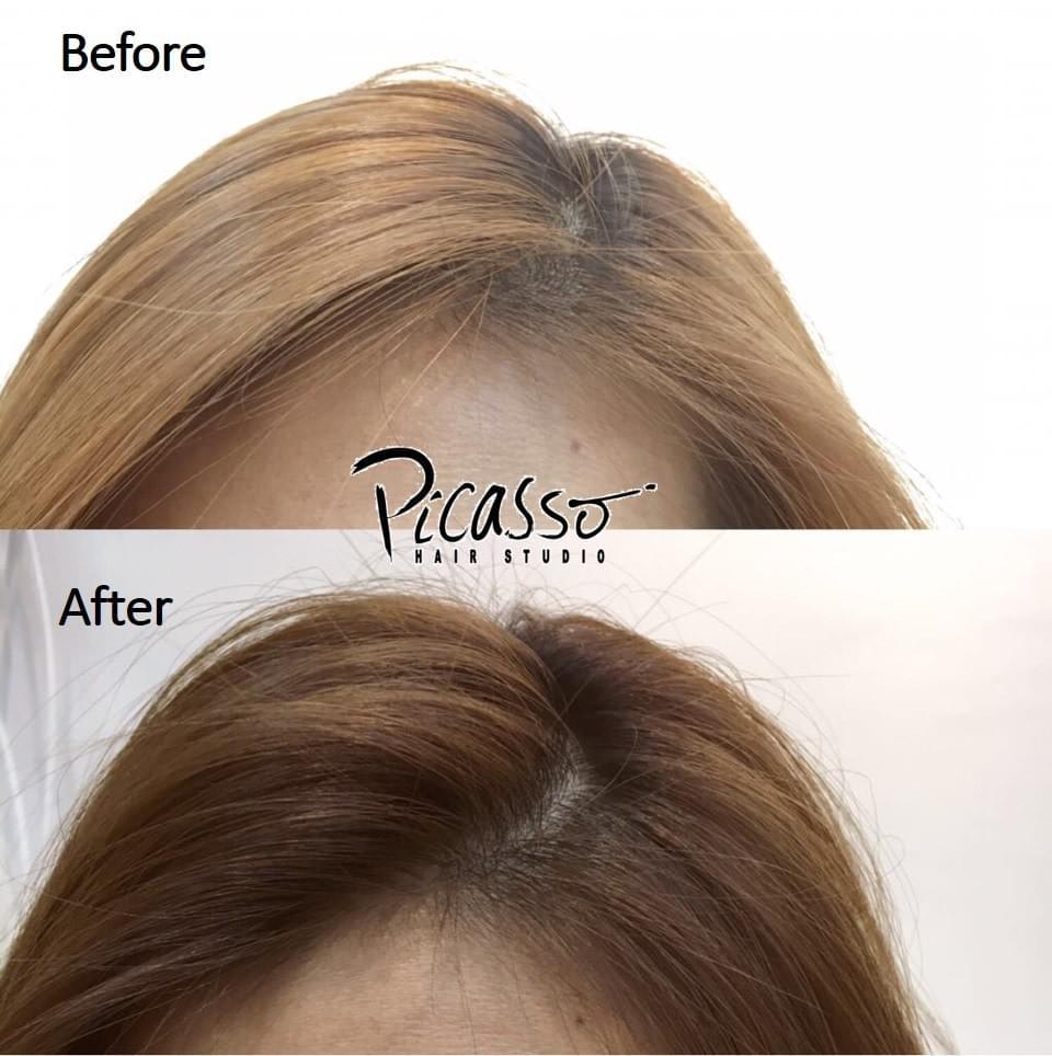 Picasso Hair Studio Perm Specialist Trendy Hair Color Salon