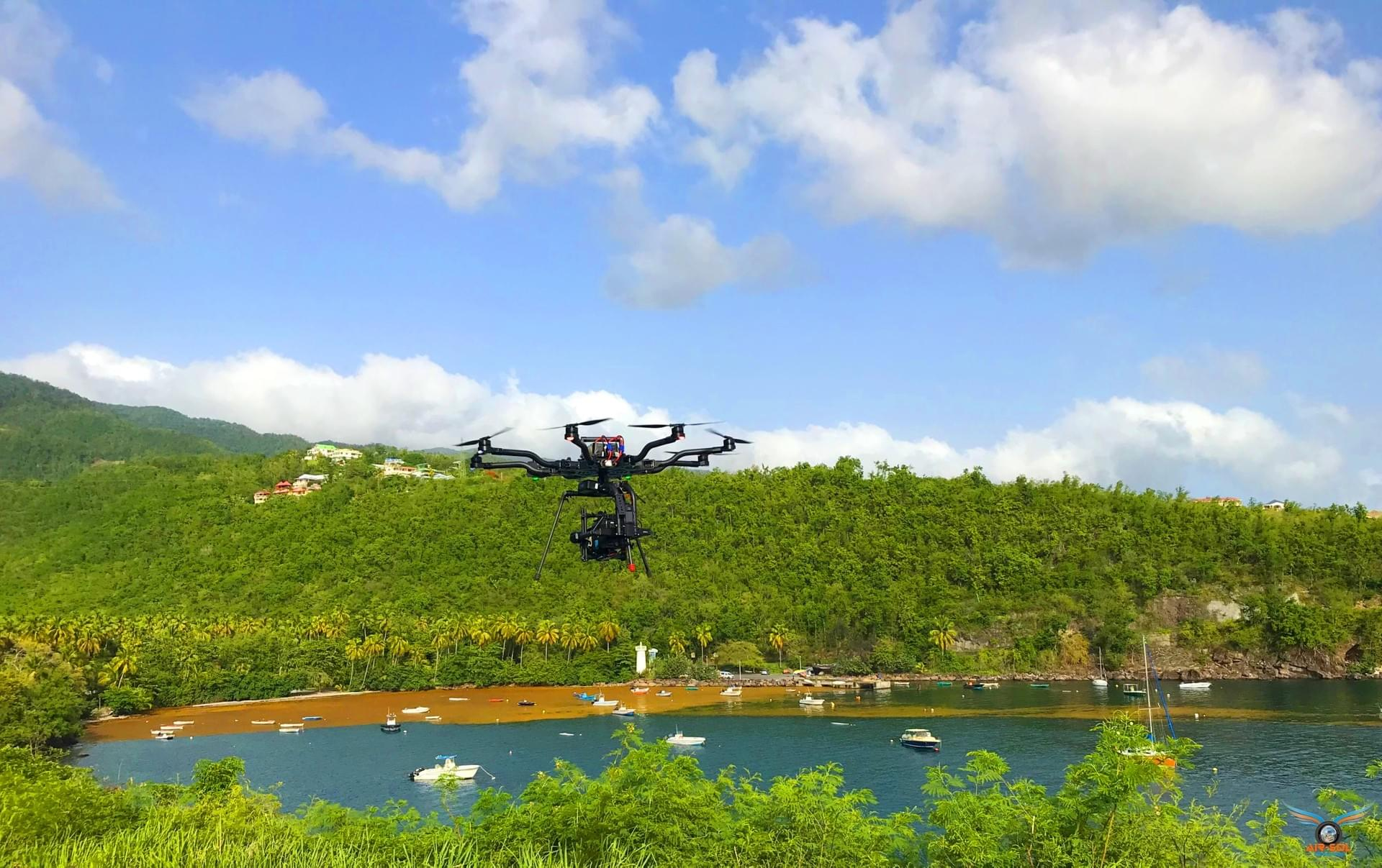 Aerial drone filming, dynamic ground solutions and advisory