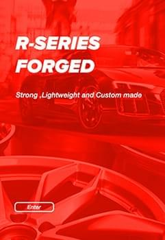 CUSTOM FORGED