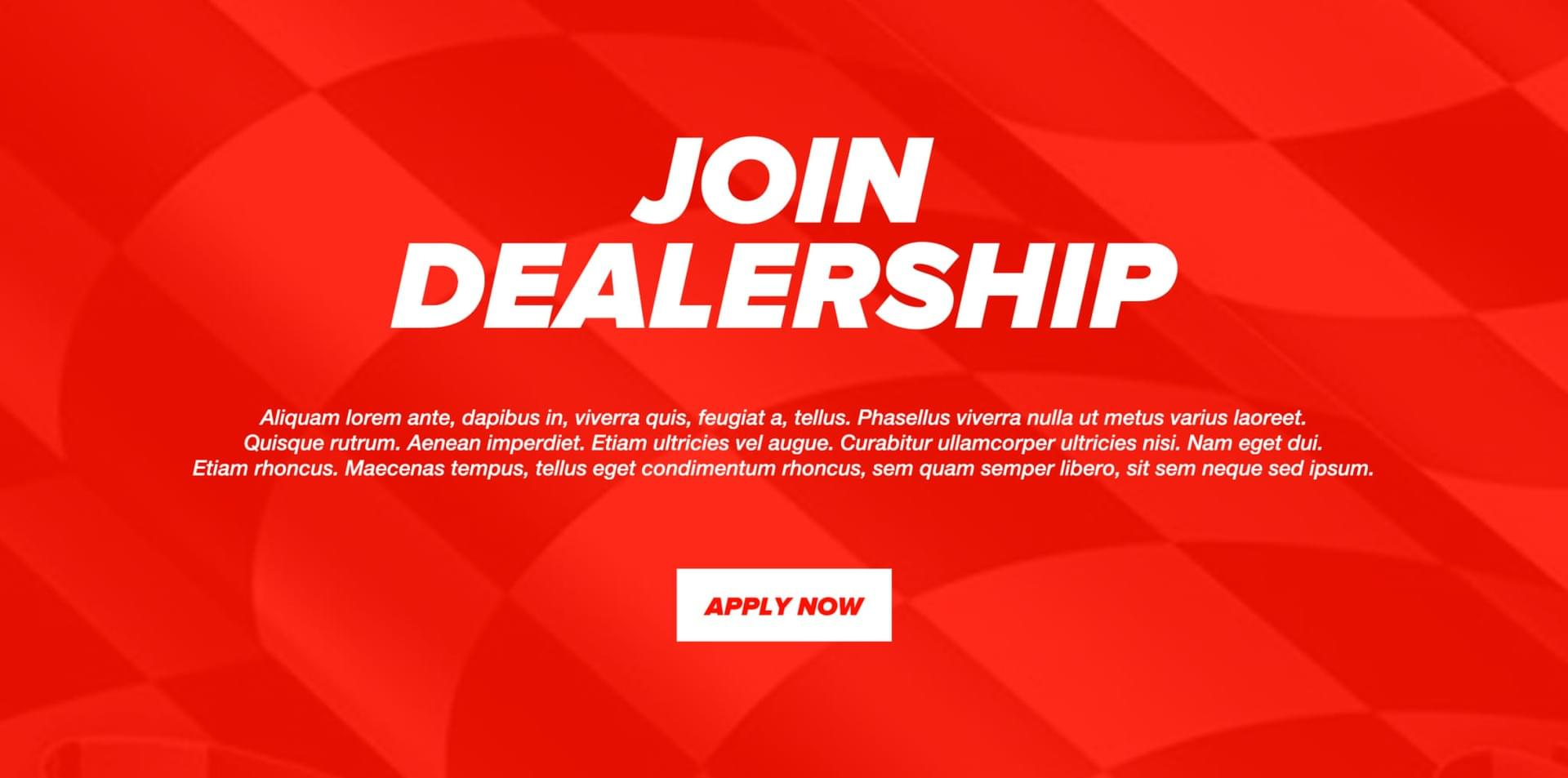 WheelsAPE Dealership Apply
