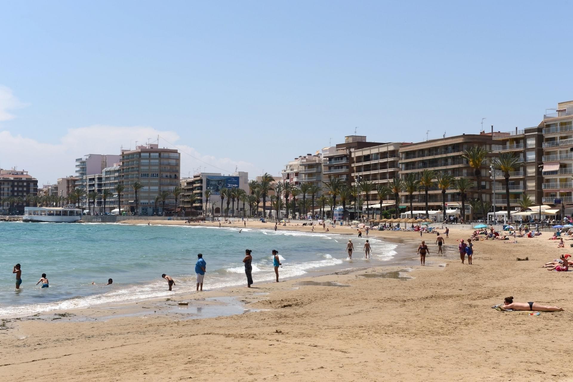 Karta Fran Alicante Till Torrevieja.Torrevieja Allt Du Behover Veta Om Denna Parla I Spanien