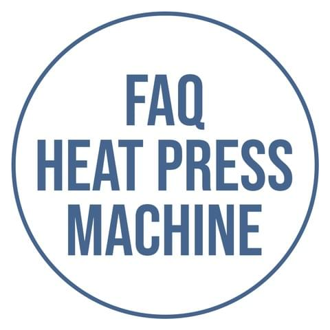 heat press machine manuals