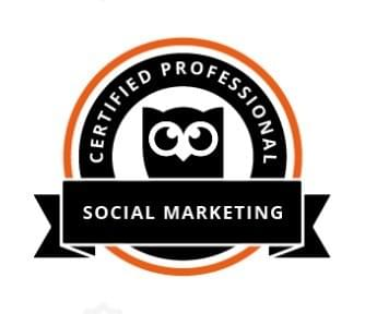 Certified Social Marketing Professional