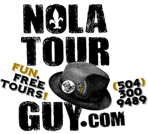Free Walking Tours of the French Quarter and St Louis Cemetery