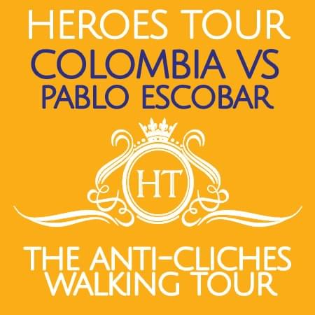 Heroes Tour, anti-cliché walking tour