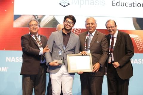 NASSCOM Education Innovation Prize Winner