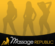 Sultry Samantha Sheppard at Massage Republic