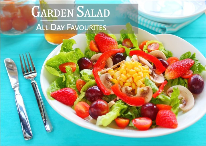 The Salad Box Singapore Bugis