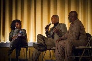 Michele hosts a discussion at the LA Rebellion Film Series in Atlanta