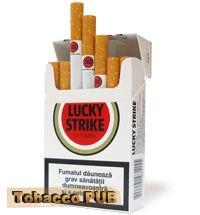 Lucky Strike cigarettes prices on Strikingly
