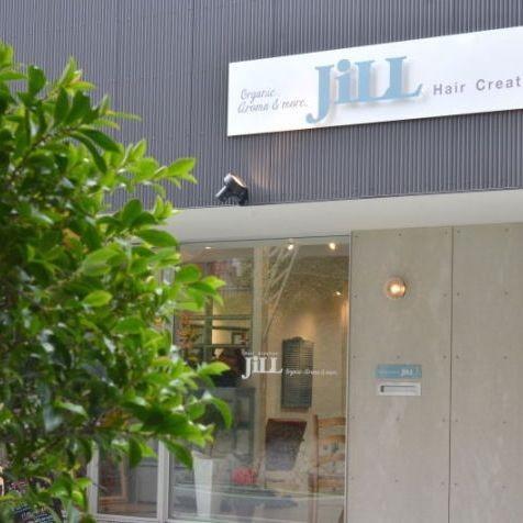 福岡市中央区六本松 美容室 JiLL ジル