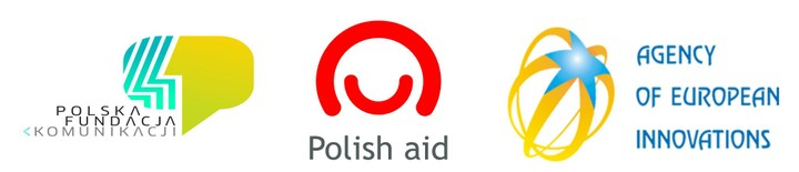 The Project co-financed by the Polish development cooperation programme of the Ministry of Foreign Affairs of the Republic of Poland.