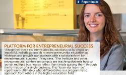 Taste of Entrepreneurial Success Feature by ZLI