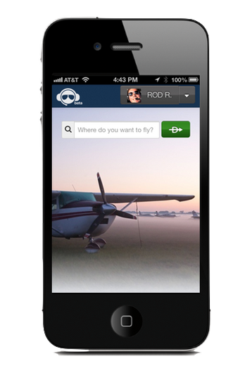 OpenAirplane on MObile