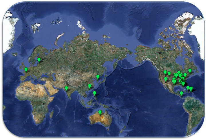 We have completed projects on four continents.  We lead capacity-building efforts for waste and materials management systems, assess risk from electronic waste management, design sanitary landfills and environmental control systems, evaluat and implement new waste management technologies, and evaluate and develop recycling programs.